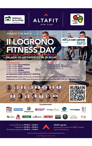 FITNESS DAY 2016
