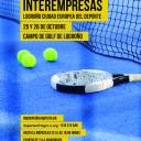 I TORNEO DE PÁDEL INTER EMPRESAS LOGROÑO CIUDAD EUROPEA DEL DEPORTE 2014's Cover