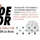 Día del Deporte en Las Norias's Cover