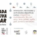 JORNADA DEPORTIVA FAMILIAR's Cover
