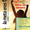 32ª Fiesta del Deporte Municipal's Cover