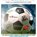 II Torneo IBEROCARDIO, CD VAREA's Cover