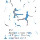 JUNIOR GRAN PRIX FIGURE SKATING. LOGROÑO 2015's Cover