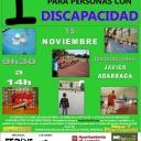 I JORNADAS DE PROMOCIÓN DEPORTIVA PARA PERSONAS CON DISCAPACIDAD's Cover