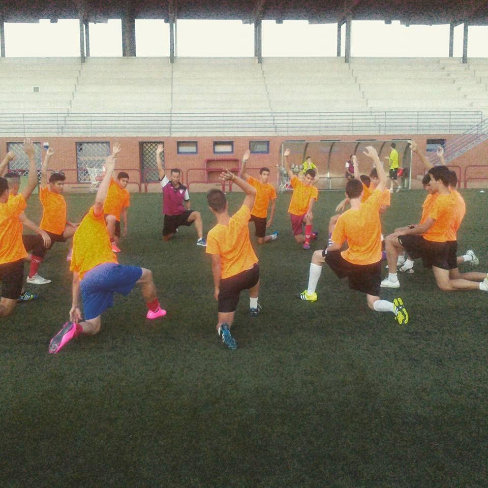 El equipo femenino de 2 División Nacional sigue con su preparación y puesta punto para el inicio de temporada.<br />En la sesión de ayer el trabajo que se realizó fue de fuerza con transferencias y tonificación con fitball<br />#futfem #edflogroño @EDFL_oficial