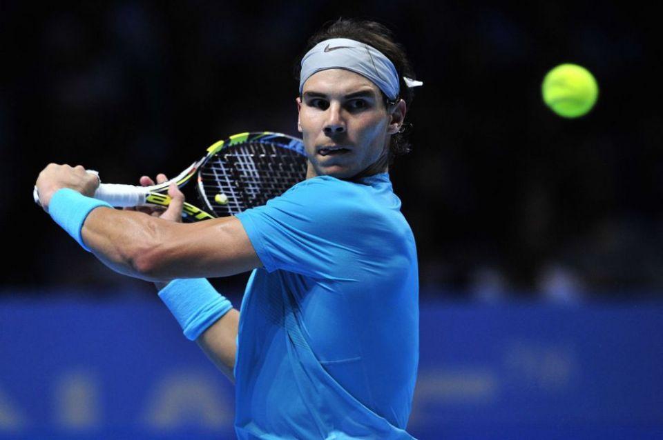 Nadal tumba a Wawrinka y acabará el año como número 1 de la ATP.