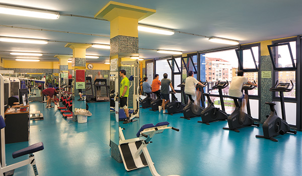 Logro o deporte la gran comunidad del deporte logro es for Gimnasio 24 horas logrono