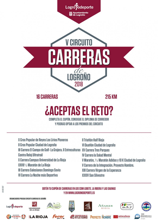 Circuito Mayor : Logroño deporte la gran comunidad del deporte logroñes v